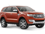 Photos of Ford Everest 2015