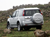 Pictures of Ford Everest 2009