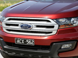 Pictures of Ford Everest Ambiete AU-spec 2015