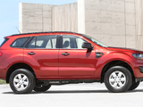Ford Everest Ambiete AU-spec 2015 wallpapers