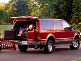 Ford Excursion 1999–2004 images