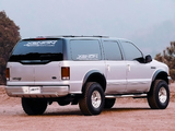 Xenon Ford Excursion 1999–2004 photos