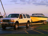 Ford Excursion 1999–2004 photos