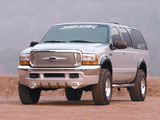 Xenon Ford Excursion 1999–2004 wallpapers