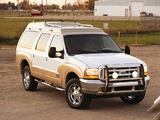 Ford Excursion Sightseer Concept 2000 images