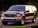 Photos of Ford Excursion 1999–2004