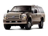 Photos of Ford Excursion 2004–05