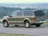 Pictures of Ford Excursion Limited 1999–2004