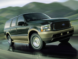 Ford Excursion 1999–2004 wallpapers