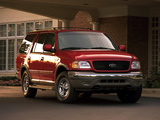 Ford Expedition 1999–2002 images