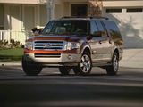 Ford Expedition EL (U354) 2006 pictures