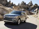Ford Expedition Platinum 2017 photos