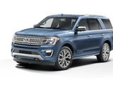 Ford Expedition Platinum 2017 pictures