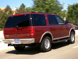 Photos of Ford Expedition 1999–2002