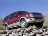 Photos of Ford Expedition EL (U354) 2006