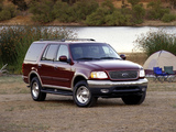 Pictures of Ford Expedition 1999–2002