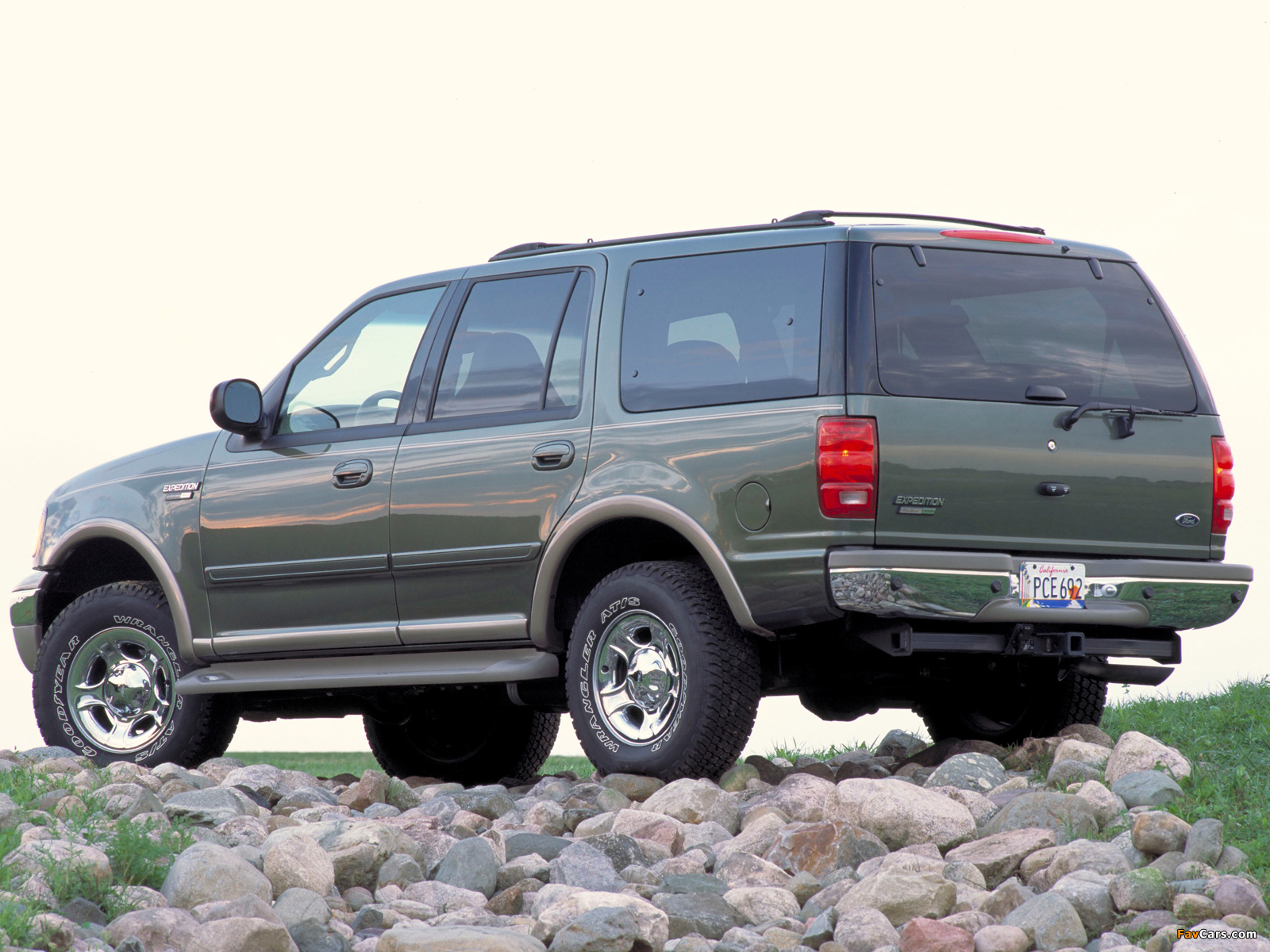 Ford Expedition 1999 2002 Wallpapers 1600 X 1200