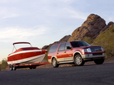 Ford Expedition EL (U354) 2006 wallpapers
