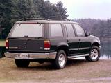 Ford Explorer 1994–2001 photos
