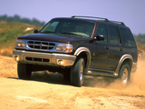 Ford Explorer 1994–2001 pictures