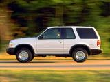 Ford Explorer Sport 1994–2001 wallpapers