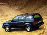 Ford Explorer EU-spec 1995–2001 images