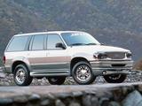 Xenon Ford Explorer 1995–99 photos