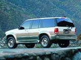 Xenon Ford Explorer 1995–99 pictures