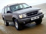 Ford Explorer UK-spec 1995–2001 pictures