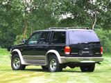 Ford Explorer Eddie Bauer JP-spec (1FMXSU34) 1996–98 pictures
