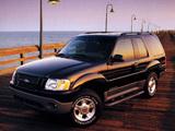 Ford Explorer Sport 2001–03 images
