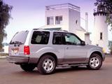 Ford Explorer Sport 2001–03 photos