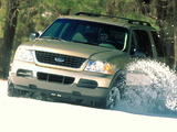 Ford Explorer 2001–05 pictures