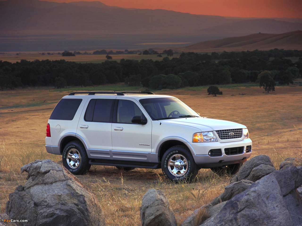 Ford Explorer 2001–05 wallpapers (1280 x 960)