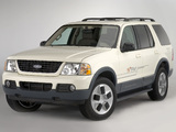 Ford Explorer S2RV Concept 2003 photos