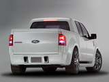 Ford Explorer Sport Trac Concept 2004 pictures