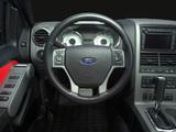 Ford SVT Explorer Sport Trac Adrenalin Concept 2006 images