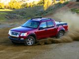 Ford Explorer Sport Trac 2006–10 photos