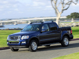 Ford Explorer Sport Trac 2006–10 pictures
