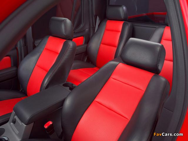 Ford SVT Explorer Sport Trac Adrenalin Concept 2006 wallpapers (640 x 480)