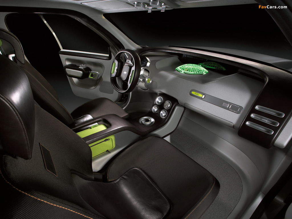 Ford Explorer America Concept 2008 wallpapers (1024 x 768)