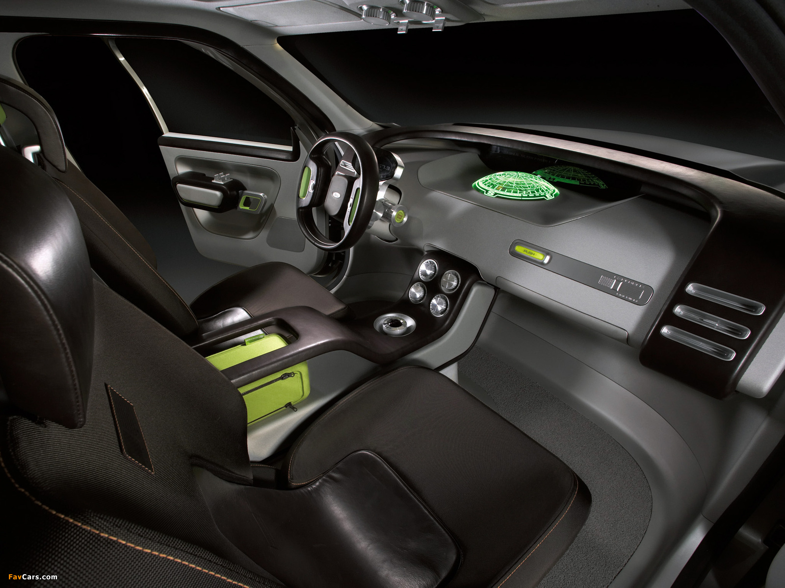 Ford Explorer America Concept 2008 wallpapers (1600 x 1200)