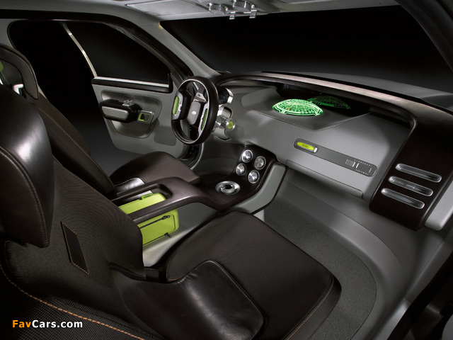 Ford Explorer America Concept 2008 wallpapers (640 x 480)