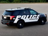 Ford Police Interceptor Utility 2010 images