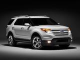 Ford Explorer 2010 images