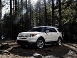 Ford Explorer 2010 photos