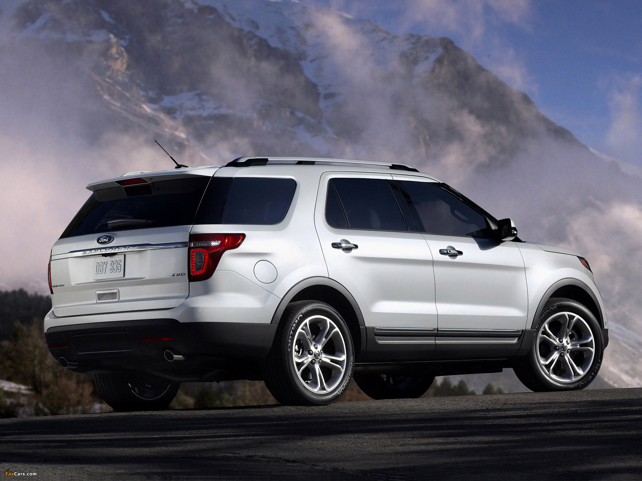 Ford Explorer 2010 pictures (2048 x 1536)