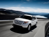 Ford Explorer 2010 pictures
