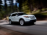 Ford Explorer 2010 wallpapers
