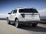 Ford Explorer Sport (U502) 2012 images